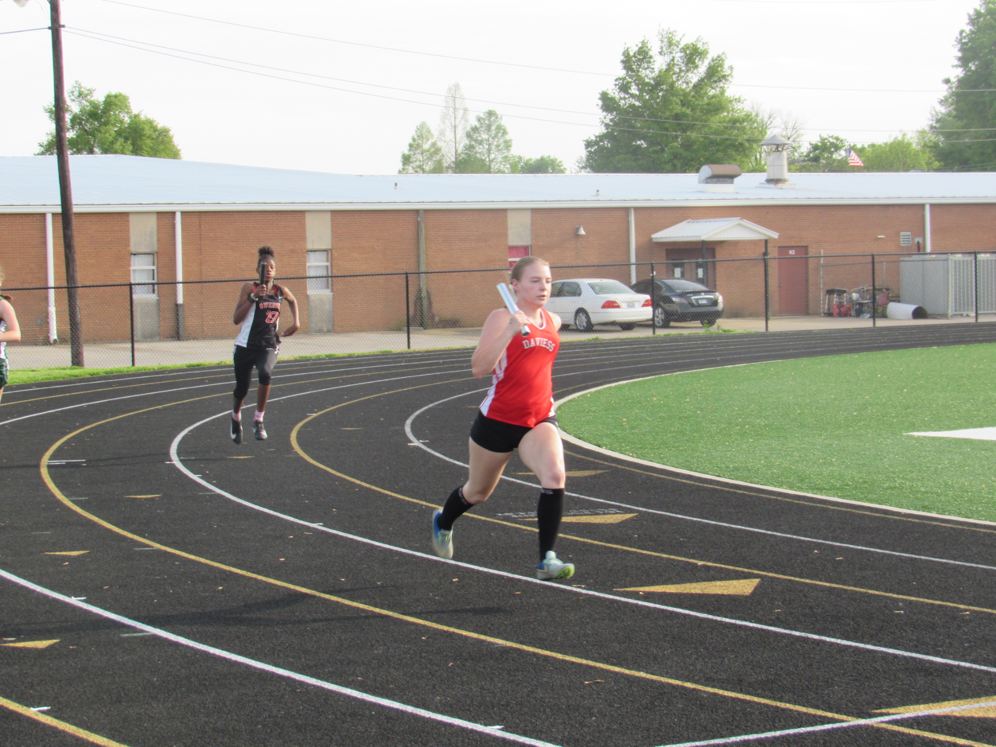 City-County Track Meet 2019