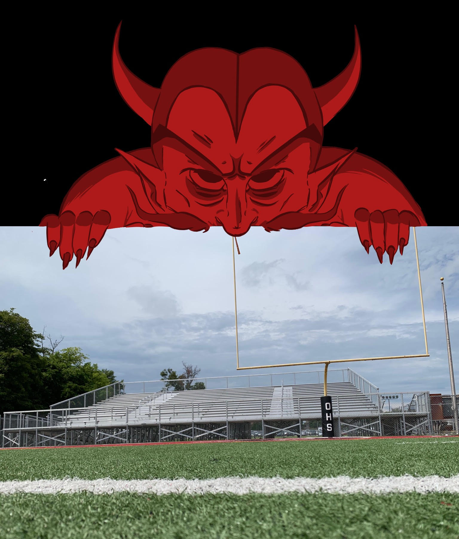 A Devil's Take on Football Themes