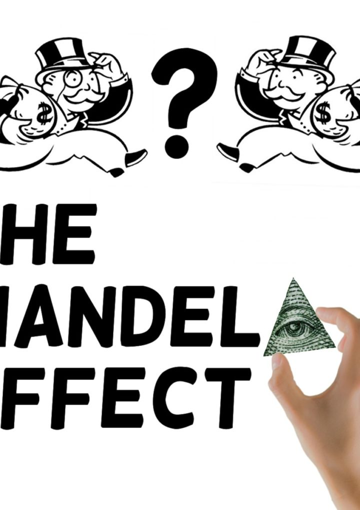 Are you Affected….by the Mandella Affect?